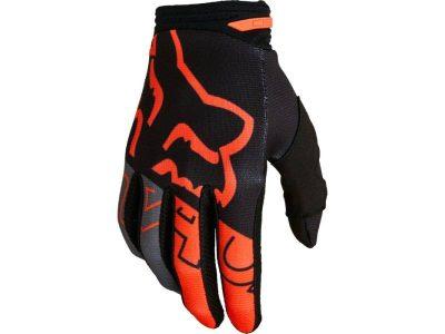 Ръкавици 180 SKEW GLOVE BLK/ORG FOX