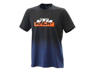 Тениска 3PW21005390 RACR TEE BLACKE КТМ